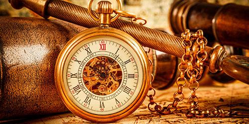 приснились старинные часы