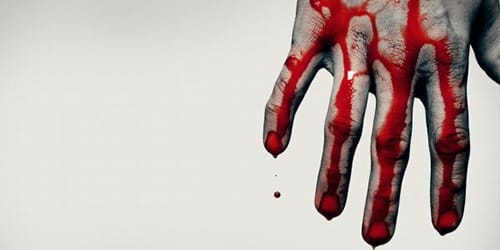 К чему снится отмывать кровь фото