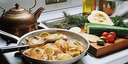 сонник приготовление еды