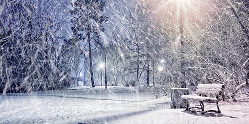 к чему снится снег женщине