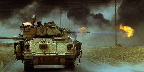 к чему снятся военные действия