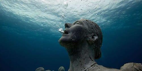 сонник дышать под водой