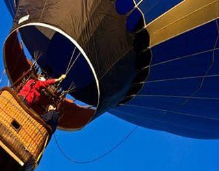 Летать на воздушном шаре