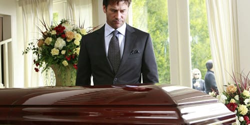 сонник похороны