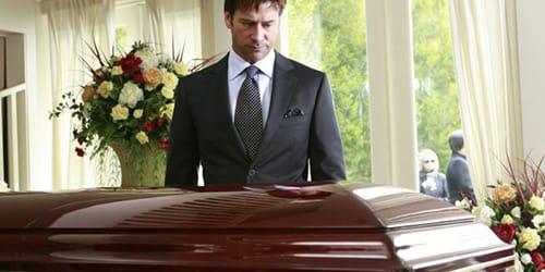 К чему снится похоронить мужа фото