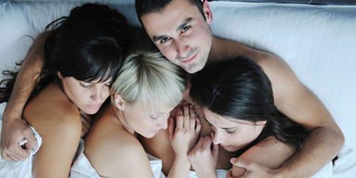 групповой половой акт