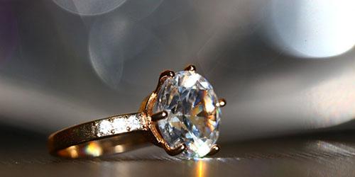 к чему снится золотое кольцо с камнем