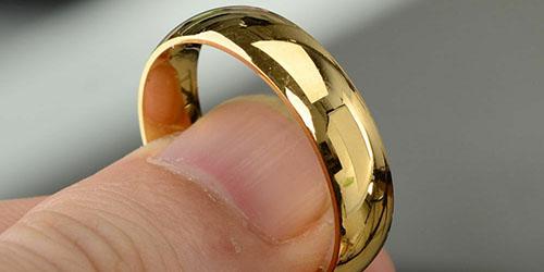 приснилось золотое обручальное кольцо