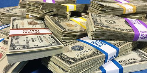 к чему снится много бумажных денег