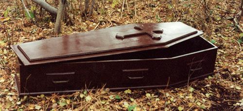 гроб во сне
