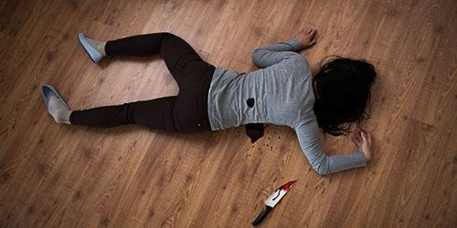 приснилось убийство девушки