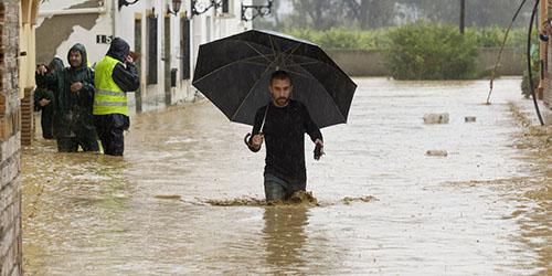 Приснилось наводнение от дождя