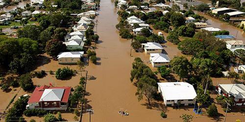 к чему снится наводнение
