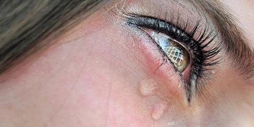 к чему снятся слезы