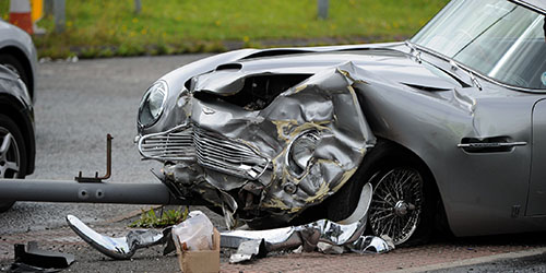 приснилась автомобильная авария