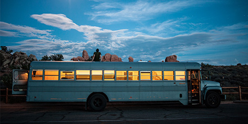 сонник автобус