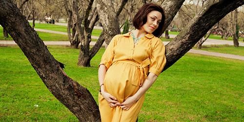 приснилась незнакомая беременная женщина