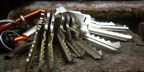 приснилось найти ключи