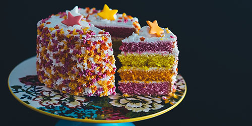 к чему снится красивый торт