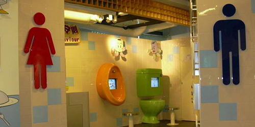 к чему снится туалет