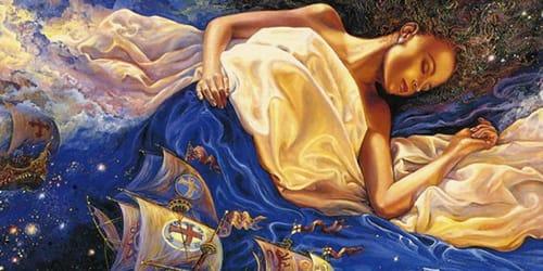 фантазии во сне