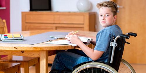 приснился мальчик инвалид