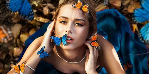 видеть бабочек во сне
