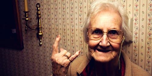 сонник бабушка