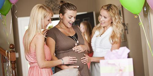 приснилась бывшая подруга беременная