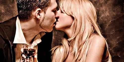 сонник целоваться с мужчиной