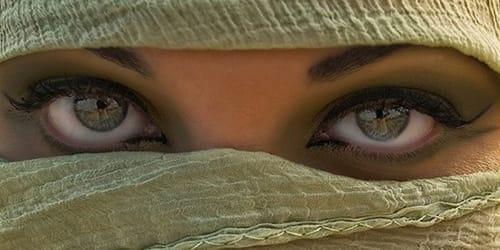 сонник глаза