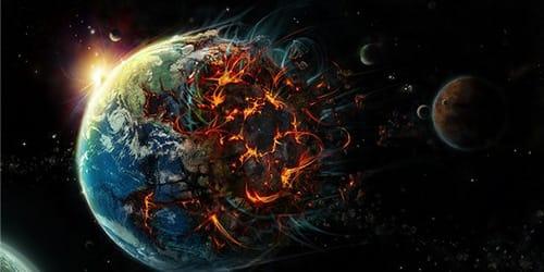 космическая катастрофа