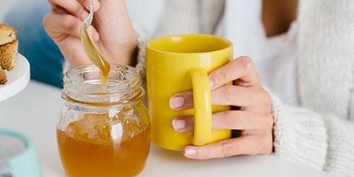 приснилось есть мед