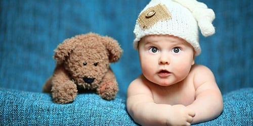 Приснился младенец мальчик