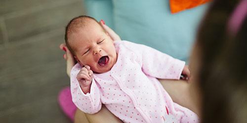 к чему снится женщине новорожденный ребенок