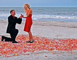 Предложение выйти замуж