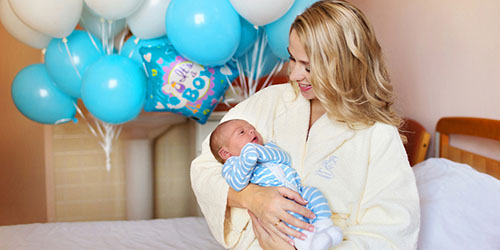 к чему снится родить мальчика беременной