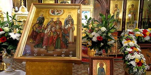 к чему снится икона в церкви