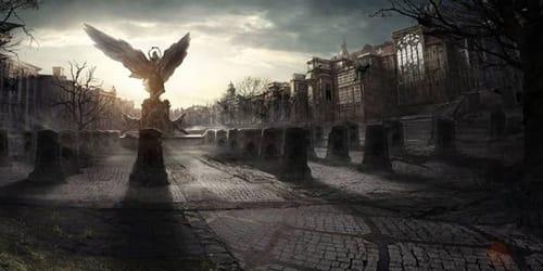 сонник возле кладбище