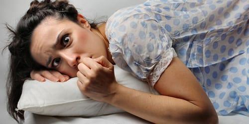 плохой сон во время беременности