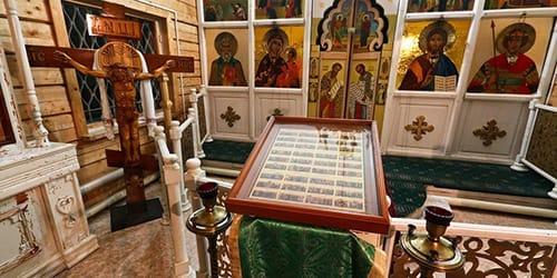 сонник церковь