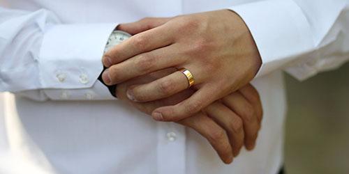 приснилось золотое кольцо на пальце