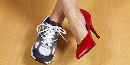 к чему снится разная обувь