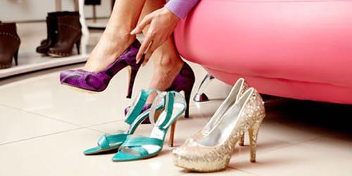 Обувь выбрать во сне