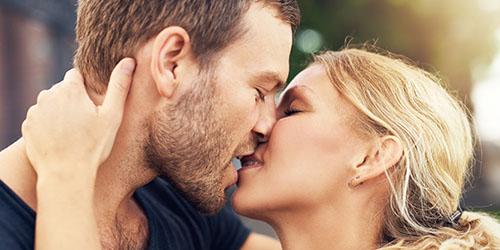 приснился поцелуй с мужем