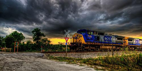 Сниться попасть под поезд