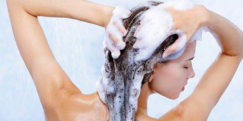 мыть волосы во сне