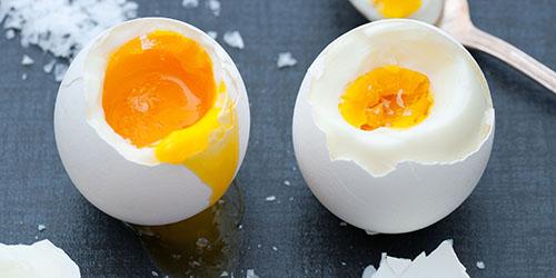 приснились вареные яйца