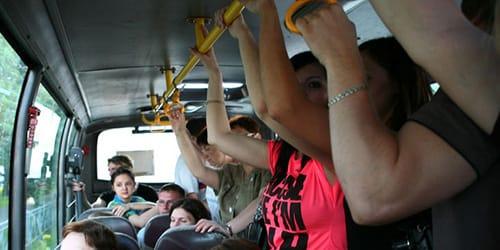 сонник ехать в автобусе