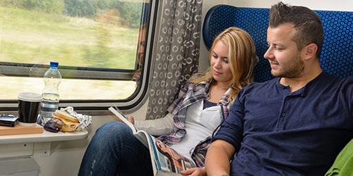 к чему снится ехать в поезде с мужчиной